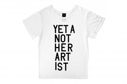 YET ANOTHER ARTIST T-shirt